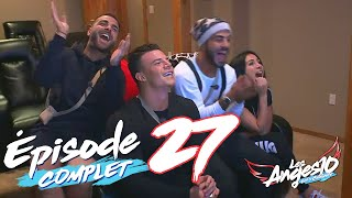 Les Anges 10 (Replay entier) - Episode 27