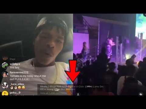 Lil Baby Responds To His Concert Getting Sh0t Up In Birmingham