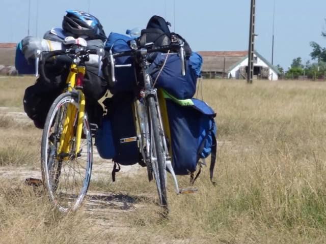 Balatoni biciklitúra Öcsivel 2016 nyarán (jún. 30-júl. 1)