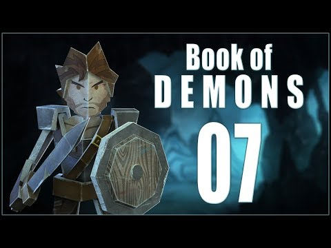 SO MUCH SHIT - Book of Demons - Ep.07!