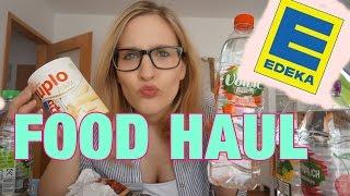 FOOD HAUL | Unser Wocheneinkauf bei Edeka | Lisi Schnisi