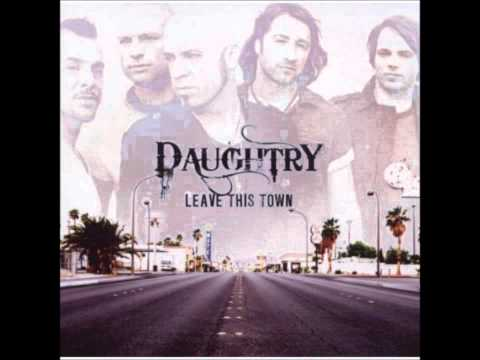 Learn My Lesson - Daughtry