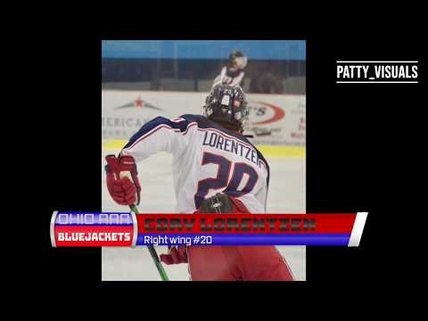Cory Lorentzen 2019-2020 Mixtape/Ohio AAA Bluejackets Hockey/