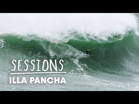 Lucas Chumbo Wins The World's Newest Big Wave Event | Sessions