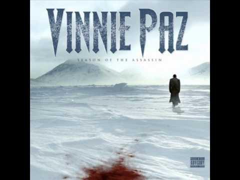 Vinnie Paz - Keep Moving On ft. Shara Worden (Lyrics)