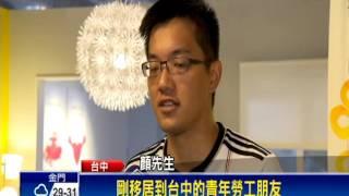 台中市社會住宅一人房型 8坪大小曝光-民視新聞
