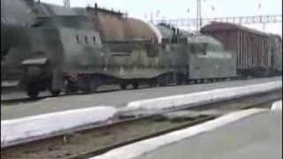 History of Russian Rail Forces #3 Chechnya