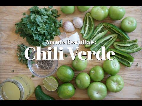 Chile Verde neeno's essentials