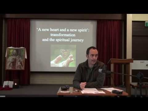Spirituality of the Heart 2013 - James Maher msc - A New Heart and a New Spirit