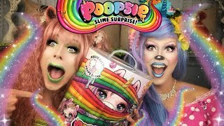 Poopsie Unicorn Surprise Unboxing! Slime and Tutorial!