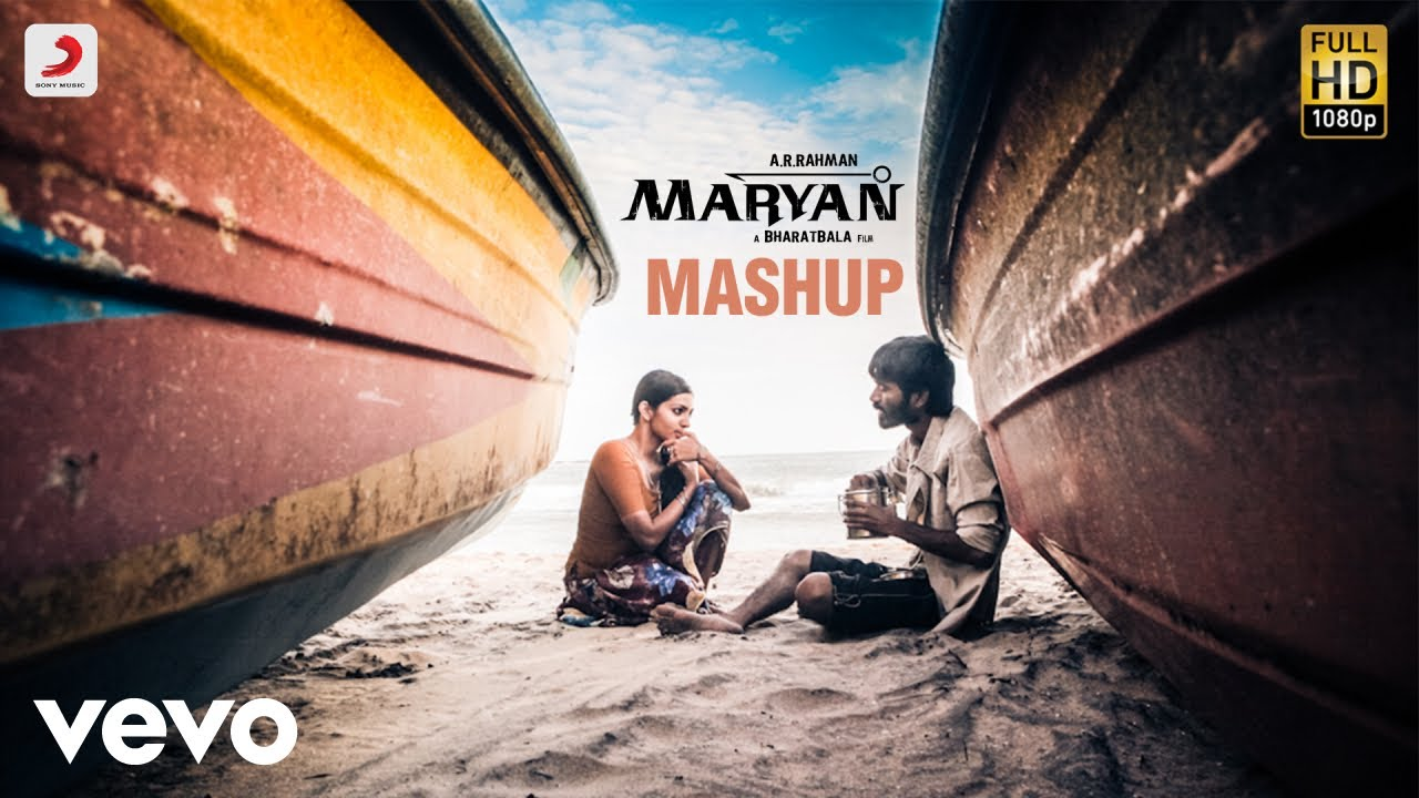 Download Maryan Mashup - Official Full Song Video