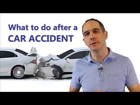 What To Do After A Car Accident (in Ontario)
