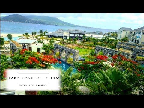 PARK HYATT ST. KITTS HOTEL ROOMS TOUR l $300- $1,000 A NIGHT