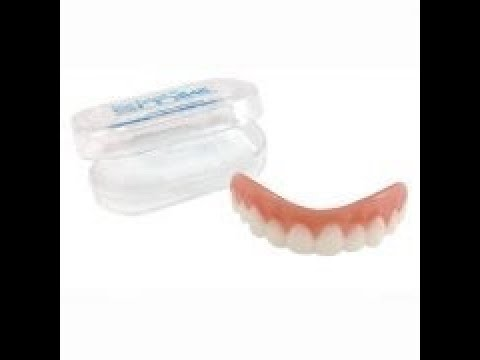 Instant Smile Comfort Fit Flex Veneers