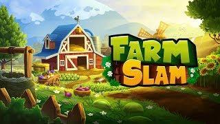 Farm Slam - Match-3, Build & Decorate Your Estate!