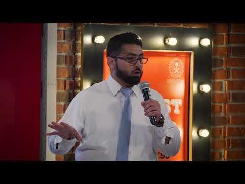 أحمد قاري - أبو خلف #الكوميدي_كلوب