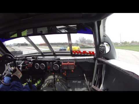 NASA American Iron Firebird #134 - April Mid-Ohio R1 Full Race