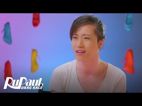 Whatcha Packin: Yuhua Hamasaki | Season 10 Episode 3 | RuPaul's Drag Race Season 10