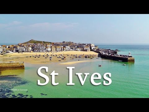 St Ives Cornwall England on A Perfect Day