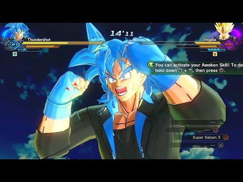 Getting Super Saiyan in Xenoverse 2!- Dragon Ball Xenoverse 2 Playthrough Part 15