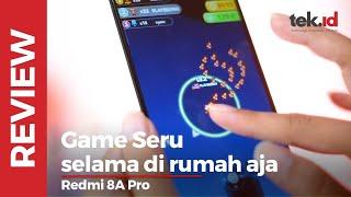 Redmi 8A Pro - Rekomendasi game untuk habiskan waktu selama di rumah saja
