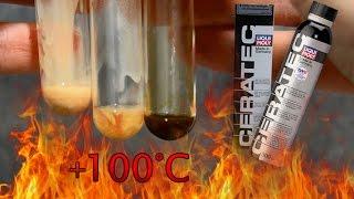 Ceratec Liqui Moly after 6000km Jak czysty jest Ceratec? Test powyżej 100°C
