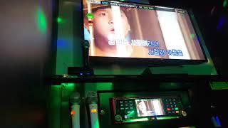 M.C The Max(엠씨더맥스) - 바라보기. 노래방 일반인 라이브cover.
