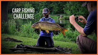 ONTARIO VS QUEBEC - Carp Fishing Challenge - Episode 2