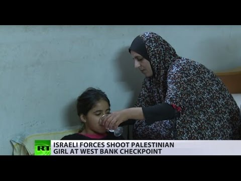 'I still have nightmares': Palestinian girl shot 5 times by Israeli soldiers at West Bank checkpoint