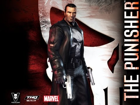 The Punisher Full Game Movie All Cutscenes