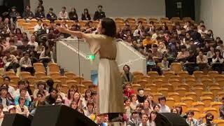 2019.11.2 イベント名:16時だョ!笑ってヱヱがな! 中央大学 多摩キャン...