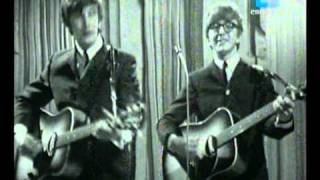"In a World without love - English/Español - ""En un mundo sin amor"" - Peter & Gordon (1964)"