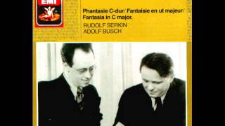 Schubert-Fantasy in C Major for Piano and Violin D 934 (Complete)