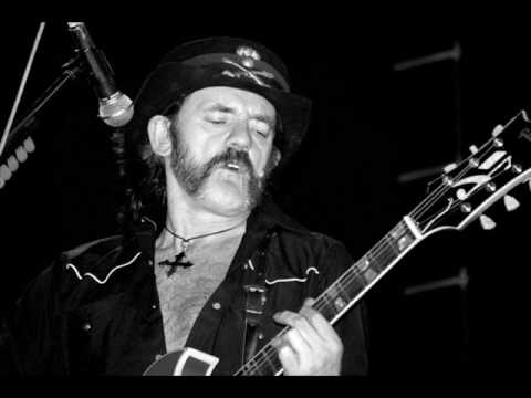 RUN RUN RUDOLPH LEMMY KILMISTER studio - YouTube
