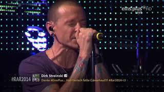 Gambar cover Linkin Park - Burn It Down Live - M. Shadows (A7X) and Chester Bennington