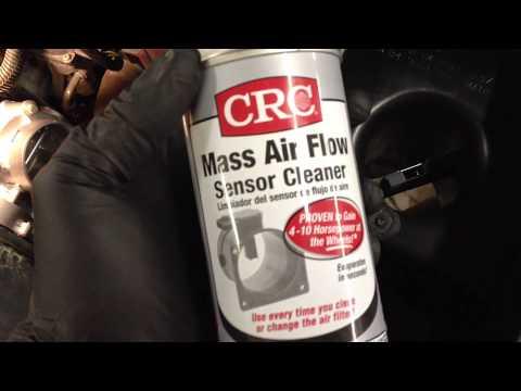 How To Clean A Mass Air Flow Sensor Properly
