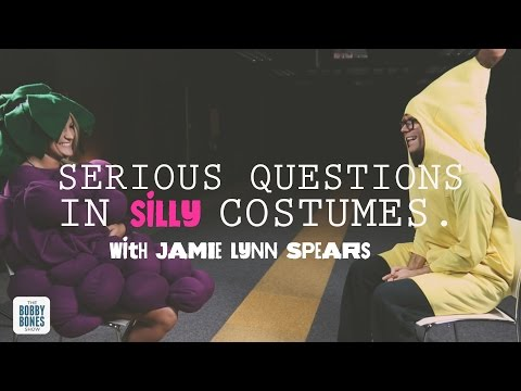 EPISODE 2: Serious Questions in Silly Costumes with Jamie Lynn Spears