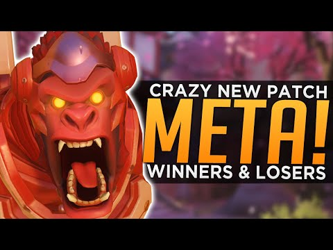 Overwatch: CRAZY NEW Patch Meta! - Winners & Losers
