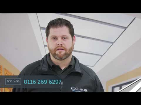 How To Install A Fixed Flat Rooflight By Roof Maker