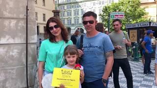 видео цены на экскурсии из Праги в Карловы