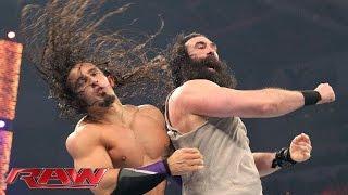 Neville vs. Luke Harper – King of the Ring First Round Match: Raw, April 27, 2015