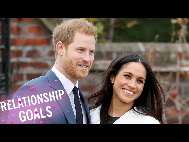 Meghan Markle & Prince Harry\: A Love Story   Relationship Goals