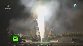 Russia successfully performs first Soyuz flight since October malfunction thumbnail