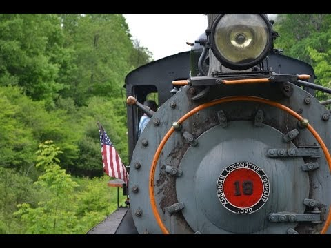 A Ride On The Arcade & Attica Railroad
