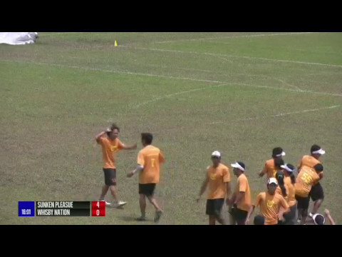 2013 AOUCC - Sunken Pleasue v Whisby Nation