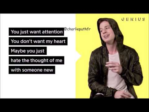 Charlie Puth - Attention (acapella)