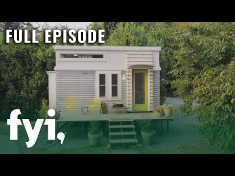 Tiny House Hunting: A New Home for Newlyweds in Portland (S3, E2) | Full Episode | FYI