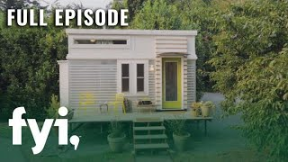 Tiny House Hunting: A New Home For Newlyweds In Portland  S3, E2  | Full Episode | Fyi
