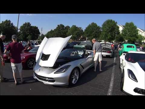 Morrisville Cars& Coffee June 2017
