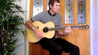 The Style Council  - Speak Like a Child - Paul Weller - acoustic cover - Tony Gaynor
